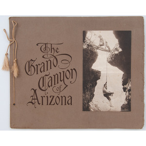 The Grand Canyon of Arizona, Tourist Publication, 1910