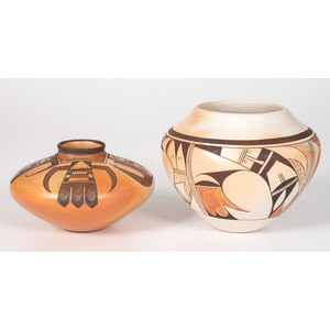 Joy Navasie (Hopi, 1919-2012) and Charles Navasie (b. 1965) Pottery
