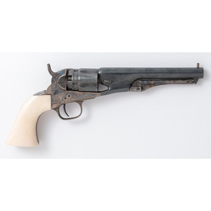Reproduction Colt Pocket Model Of Navy Caliber Percussion Revolver
