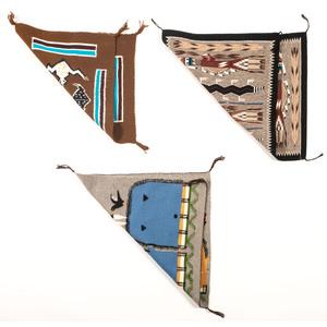 Navajo Pictorial Weavings / Rugs