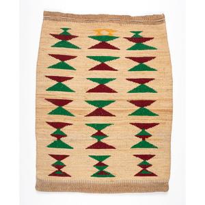 Nez Perce Corn Husk Flat Bag