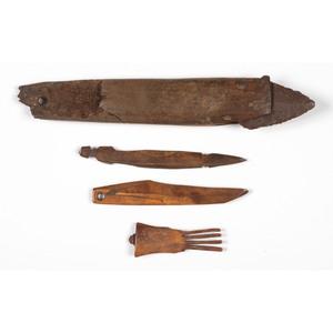 Alaskan Eskimo Tools