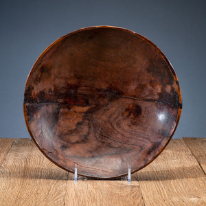 Hawaiian Koa Serving Dish