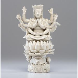 A Blanc De Chine Guanyin