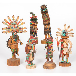 Collection of Katsinas