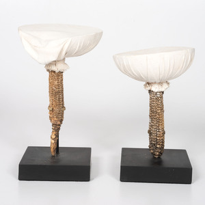 Pair of Hopi Dance Rattles, From the Collection of Dick Jemison