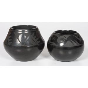 San Ildefonso Pottery, including Tonita and Juan Roybal (San Ildefonso, 1892-1945 / 1896-1990)