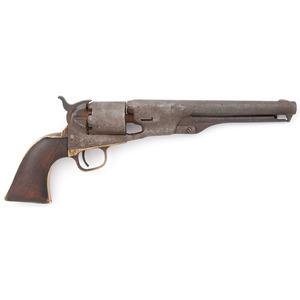 Relic Colt Model 1861 Navy Revolver