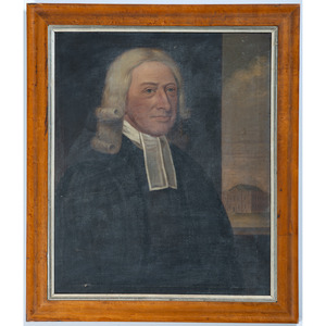 An English Portrait of a Dean