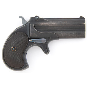 ** Remington UMC Marked Double Derringer