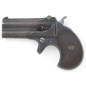 ** Remington UMC Marked Double Derringer