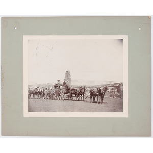 Buffalo Bill Cody, Collection of Photographs and Other Printed Ephemera, Plus