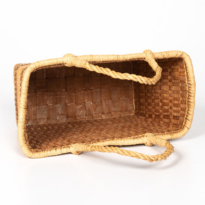 Quileute Double Walled Picnic Basket