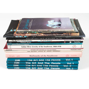 Southwestern Reference Books and Magazines