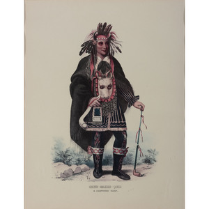 McKenney & Hall Replicated Lithographs