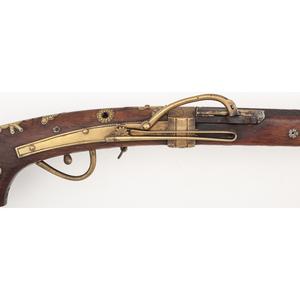 Japanese Matchlock Long Gun (Tanegashima) of Sakai Variety