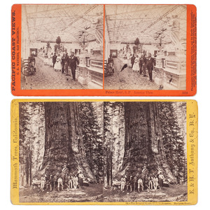 California Stereoviews Featuring African American Subjects, circa 1870s