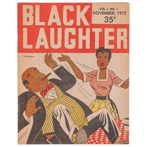 Black Laughter, Issue #1, Nov. 1972