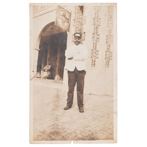 Los Angeles African American Community Real Photo Postcards