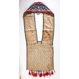 Pottawatomie Loom Beaded Bandolier Bag