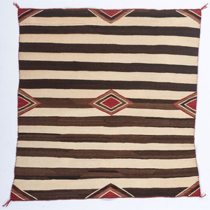 Navajo Third Phase Blanket / Rug
