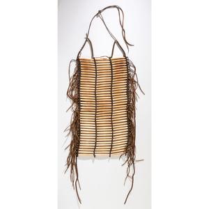 Sioux Bone Hairpipe Breastplate