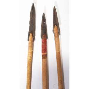 Southern Plains Arrows, From the Collection of Robert Jerich, Illinois