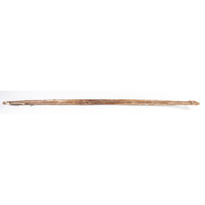 Plains Sinew-Backed Bow, From the Collection of Robert Jerich, Illinois