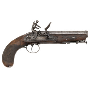 Dublin G Pepper Flintlock Pistol