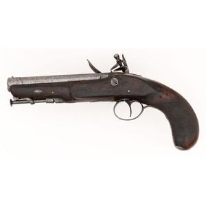 Dublin G Pepper Flintlock Pistol