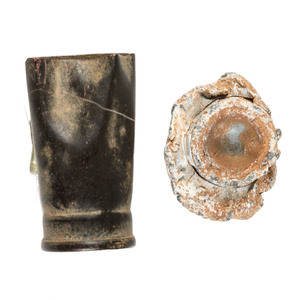 Artifacts Purportedly from the Gunfight at the OK Corral