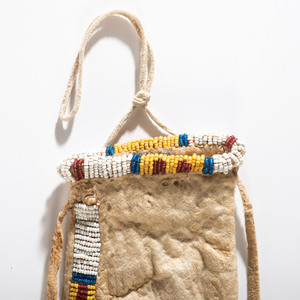 Cheyenne Beaded Bag, From the Collection of Nick and Donna Norman, Colorado
