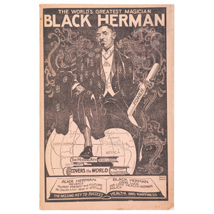 Black Herman's Easy Pocket Tricks Which You Can Do, 1938