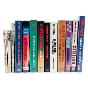 African Americans in Los Angeles, Lot of 13 Books