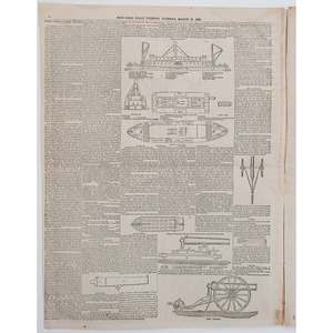 The Civil War Drama Continues, Twelve Newspapers from 1862-1863