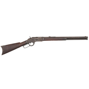 Winchester Late 2nd Model 1873 Rifle
