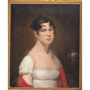 Attributed to Rembrandt Peale (American, 1778-1860)