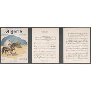 Algeria Sheet Music