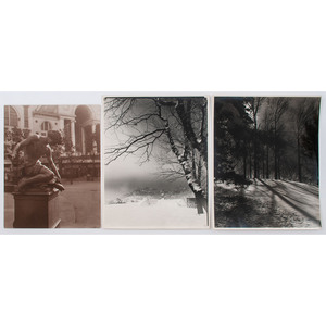 Paul Briol, Collection of Original Photographs of Cincinnati, Lot of 24