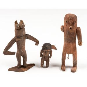 Hopi and Zuni Katsinas, From an Estate in Sinking Springs, Ohio