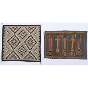 Navajo Regional Weavings