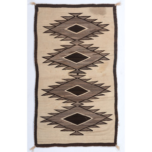 Navajo Eastern Reservation Weaving / Rug