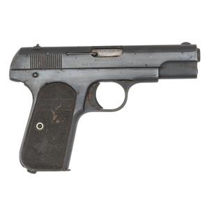 * Colt Model 1908 Hammerless Pistol
