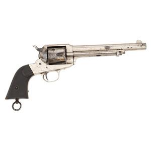 Scarce Remington Model 1890 Revolver