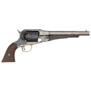 Martially Marked Remington Model 1861 Revolver aka Elliott Model