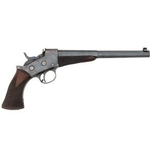 Remington Model 1901 Target Pistol