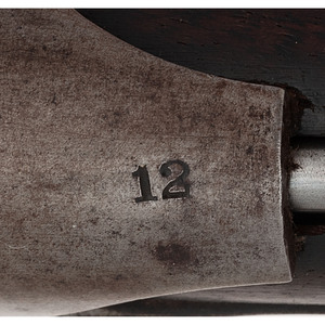 Twice-Converted Harpers Ferry U.S. Model 1840 Rifled-Musket