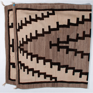 (Cincinnati) Navajo Eastern Reservation Weaving / Rug