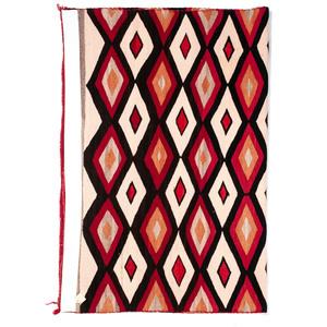 (Cincinnati) Navajo Ganado Weaving / Rug