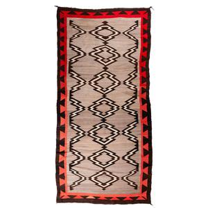 (Cincinnati) Navajo Western Reservation Weaving / Rug